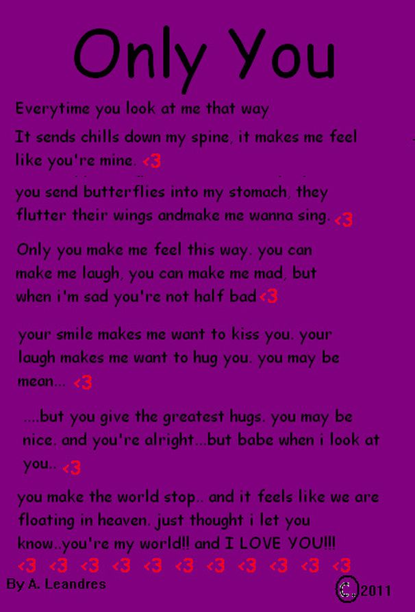 I Love You Poems For Him Poems Everything Justin Bieber