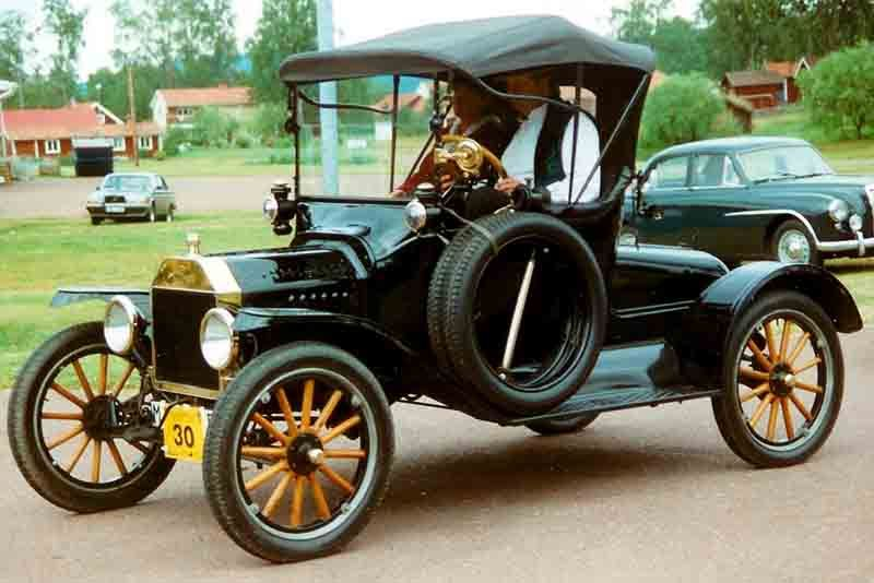 1915 Ford Model T Runabout Ford Model T Wikipedia The
