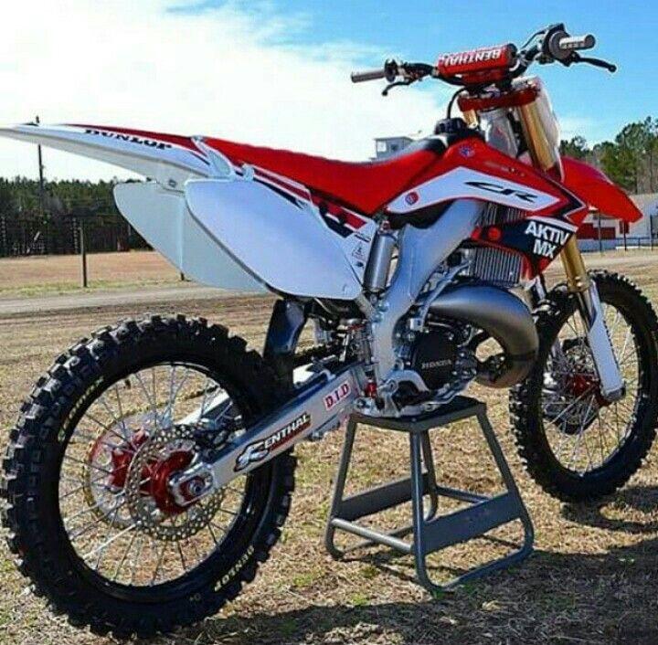 Dirt Bike Motorcross Bike Custom Dirt Bike Honda Dirt Bike