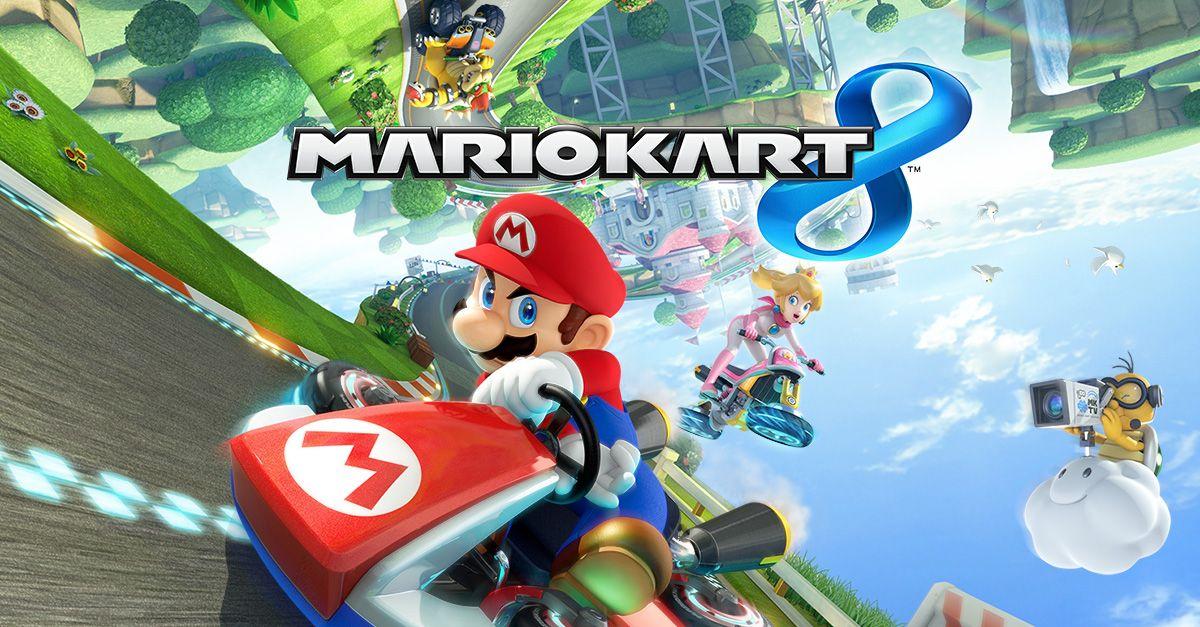 Mario Kart 8 Deluxe rivelati dettagli tecnici su Switch