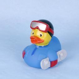 Rubber Duck Snowboard