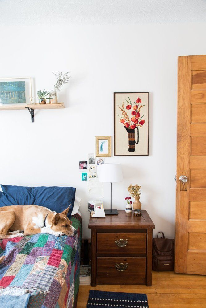 High Quality House Tour: A Comfy Home Shared By Best Friends | Apartment Therapy