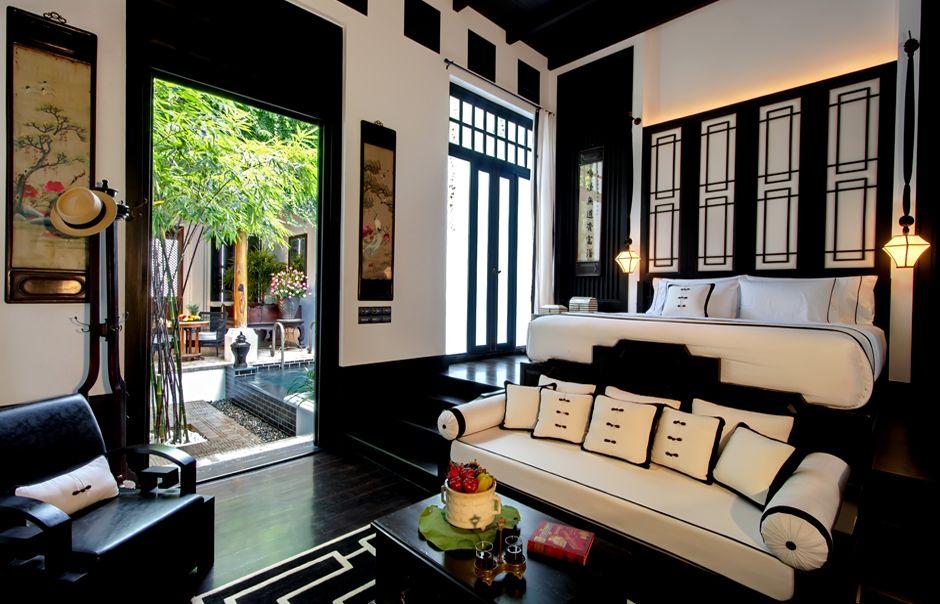 Pool Villa. The Siam Bangkok. © The Siam Bangkok