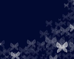 Butterfly Powerpoint Template Is A Free Power Point Template