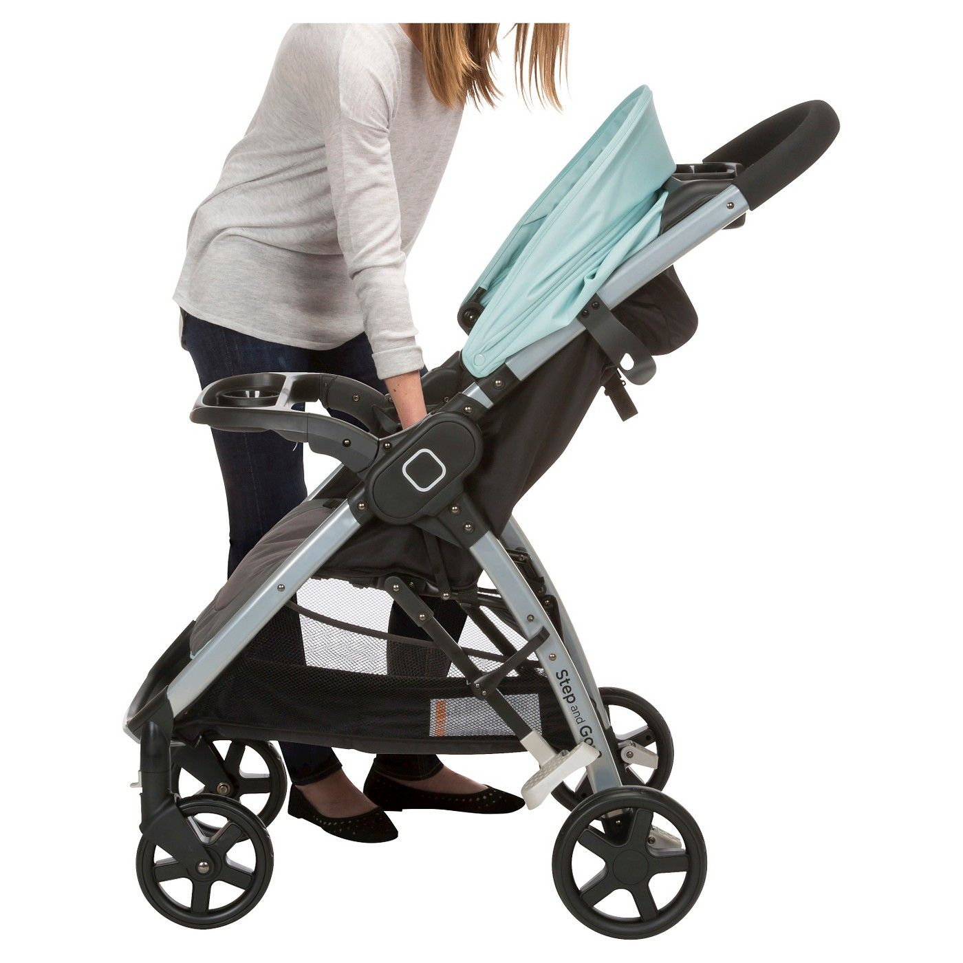 Safety 1st Stroller/Car Seat Combo Annabelle Travel System
