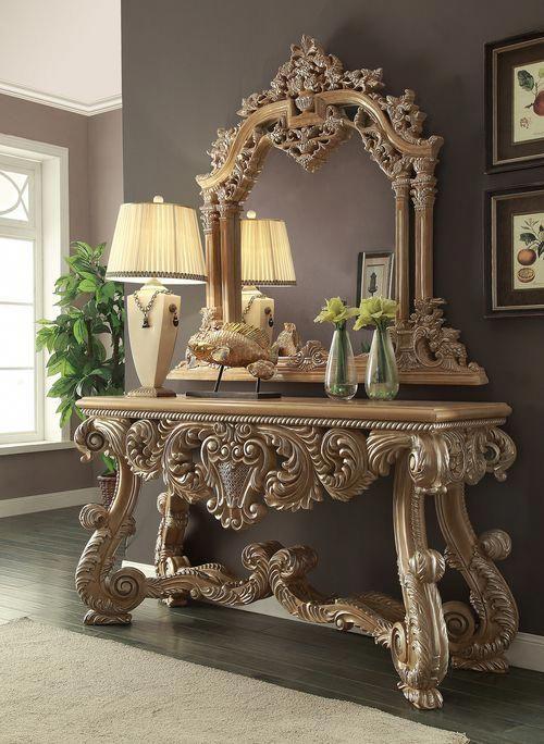 Grandeur Console Table Homedecorideaspaint