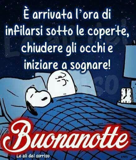 Pin Von Hocus Pocus Auf Good Morning Good Night Gute Nacht Augen Spruche Italienisch
