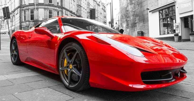 This List Of All Ferrari Cars And Models Is Your One Stop Ferrari