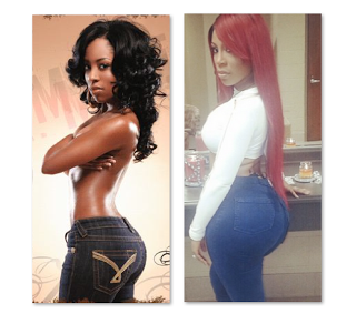 K michelle pussy
