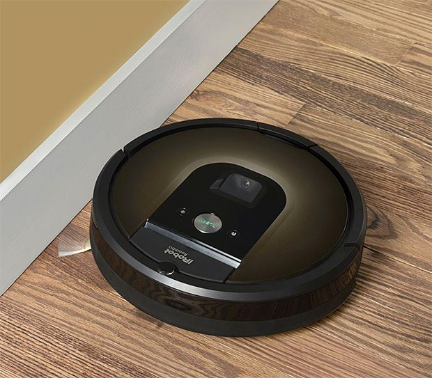 iRobot Roomba 980 Vacuums, Home automation, Home appliances