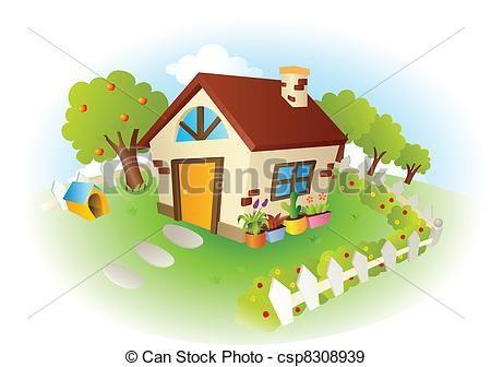Hausbau clipart  cute house clipart - Google Search | vintage photos | Pinterest