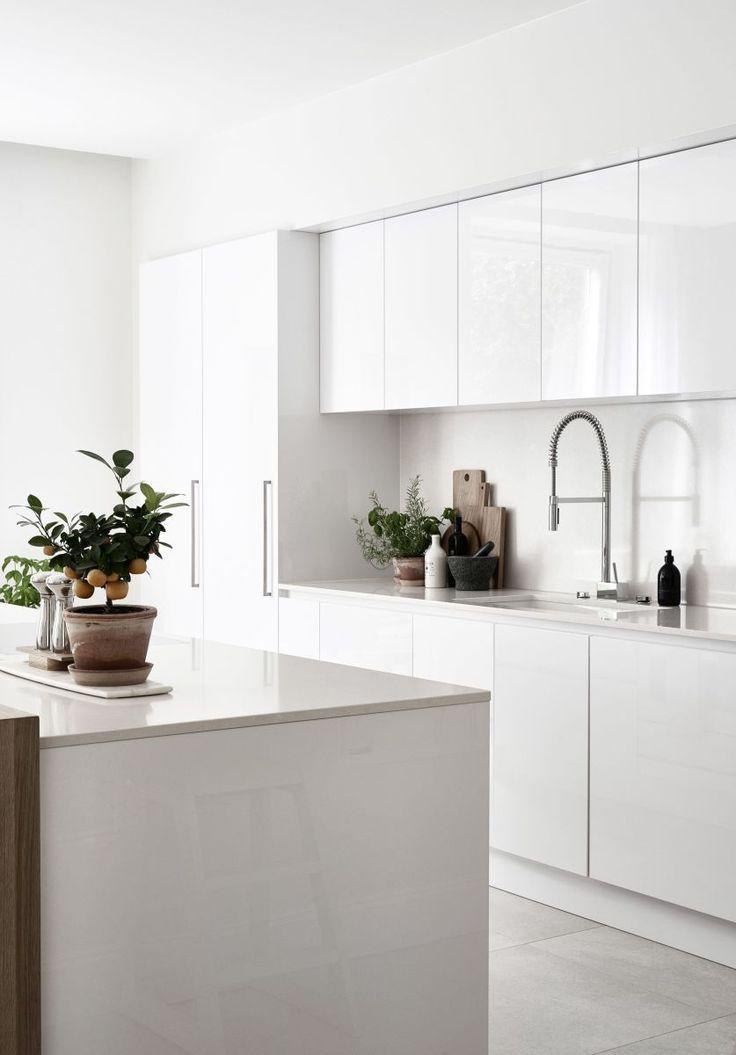 Minimal Interior Design Inspiration | 215 #minimalkitchen
