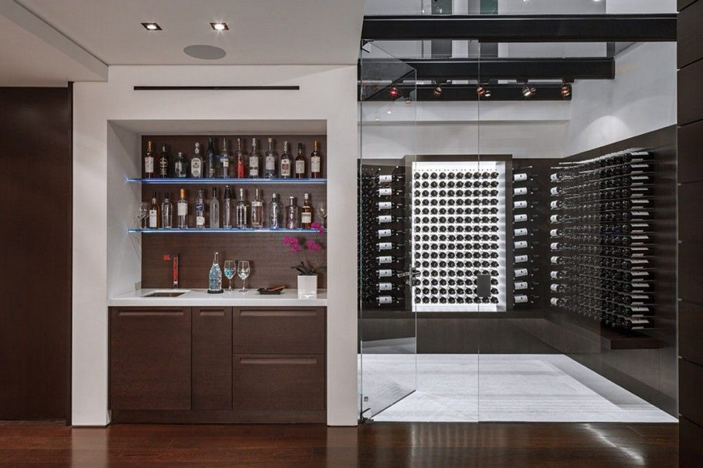 Ideas Wet Bar Cabinets
