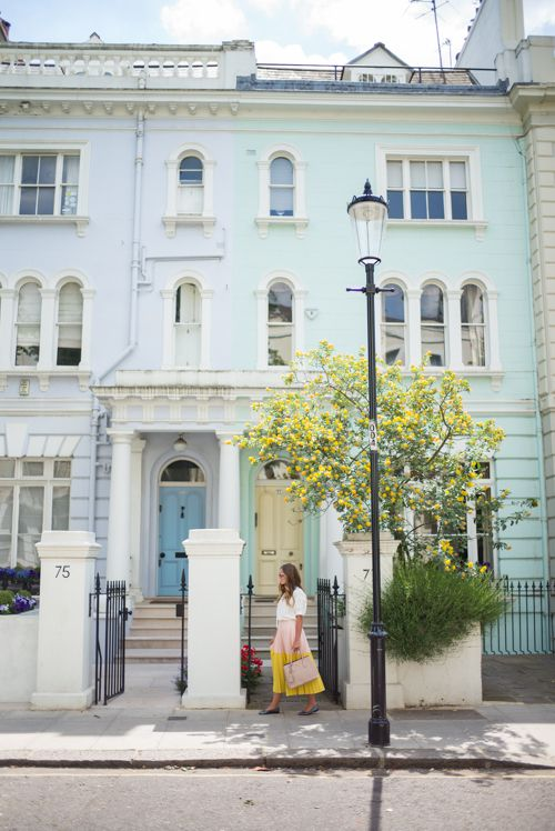Gal Meets Glam- Notting Hill