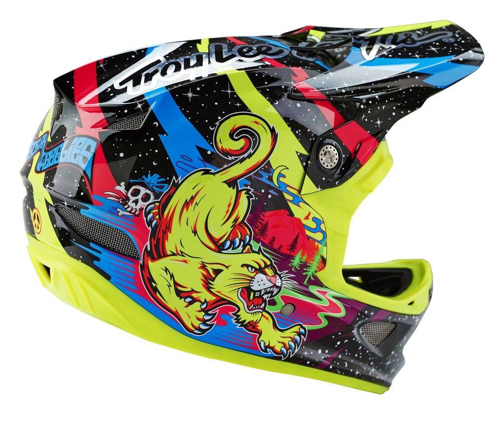 Product Troy Lee Designs Spring Mtb Helmets Cars Bikes