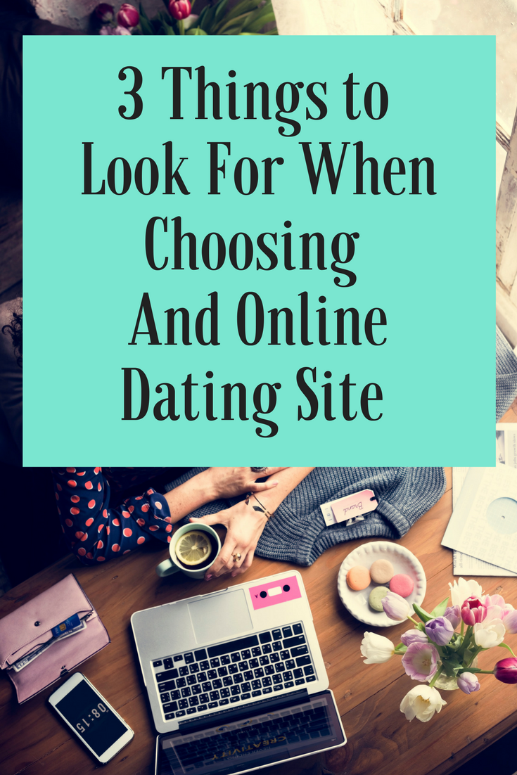 what to look for when online dating