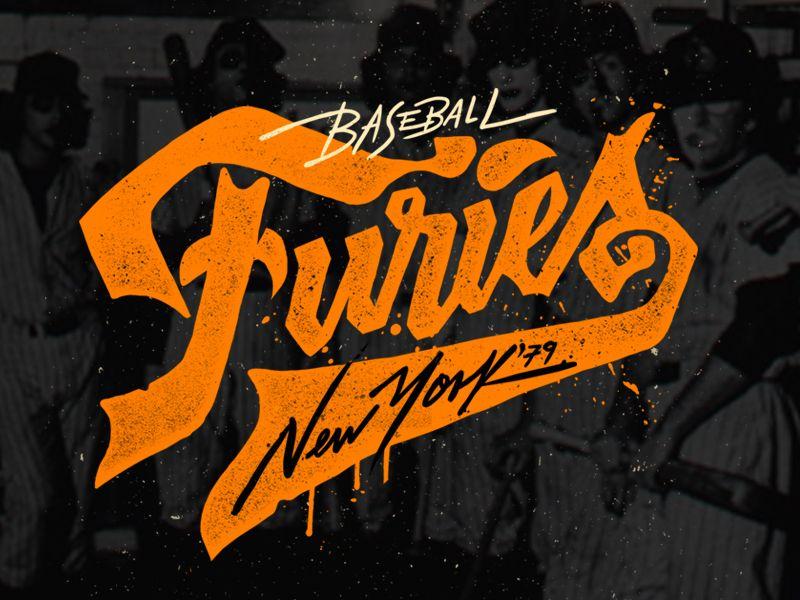 Baseball Furies Fury Baseball Neon Signs