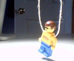 LEGO minifig necklace