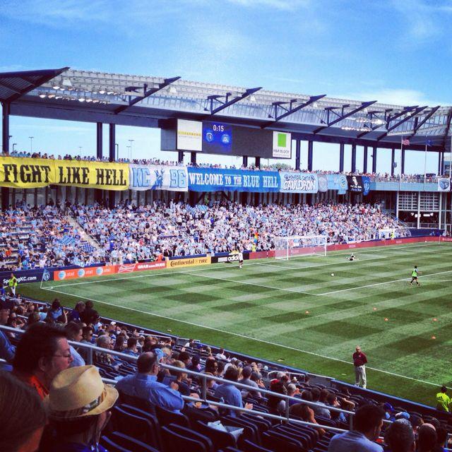 Livestrong Sporting Kc Park Kansas City Sporting Kansas City Kansas City Soccer Stadium