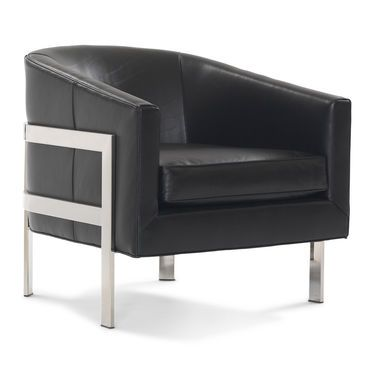 Shop Our Stunning AVERY LEATHER CHAIR For A Modern Contemporary Look That  Creates Comfort In Every Home.