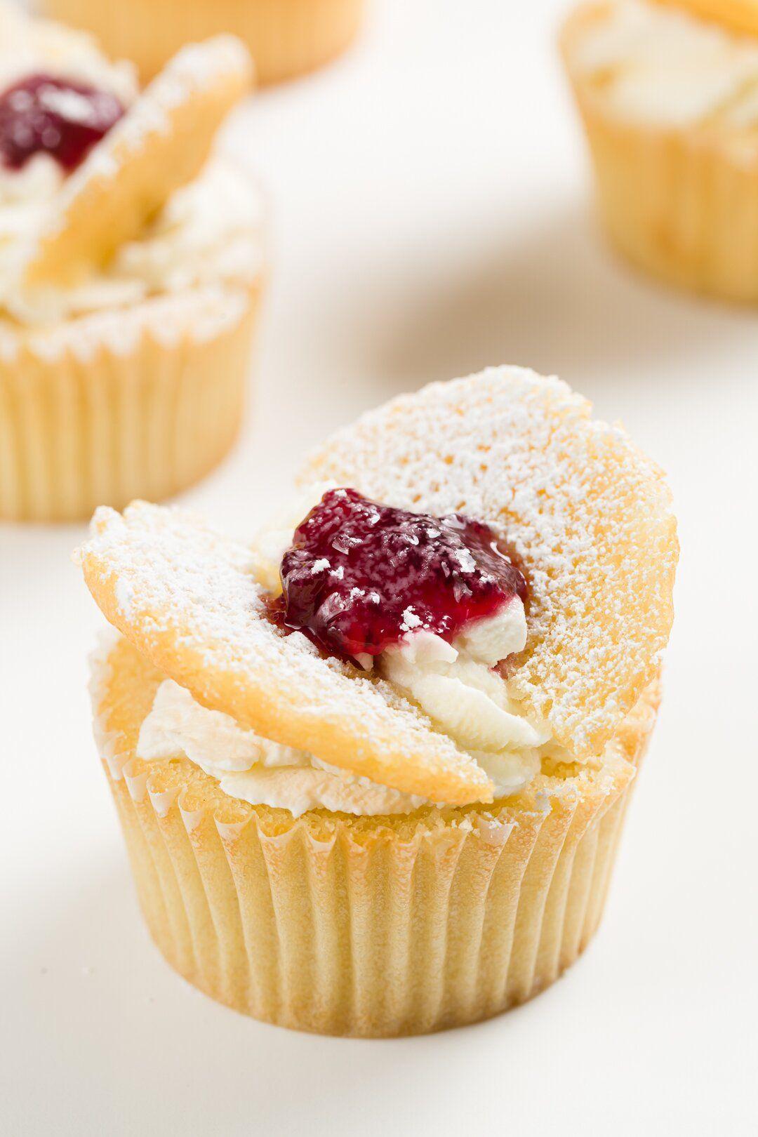 Fairy Cakes Butterfly Cakes Recipe Fairy Cakes Cupcake