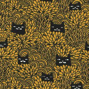 Trikoo: Musta kissa sinappi