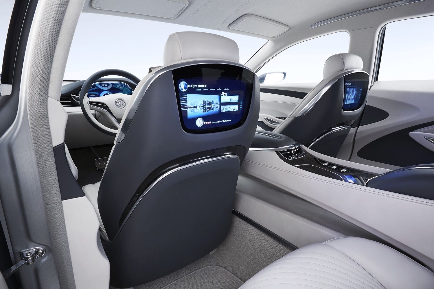 Best concept cars of 2015 buick avenir concept