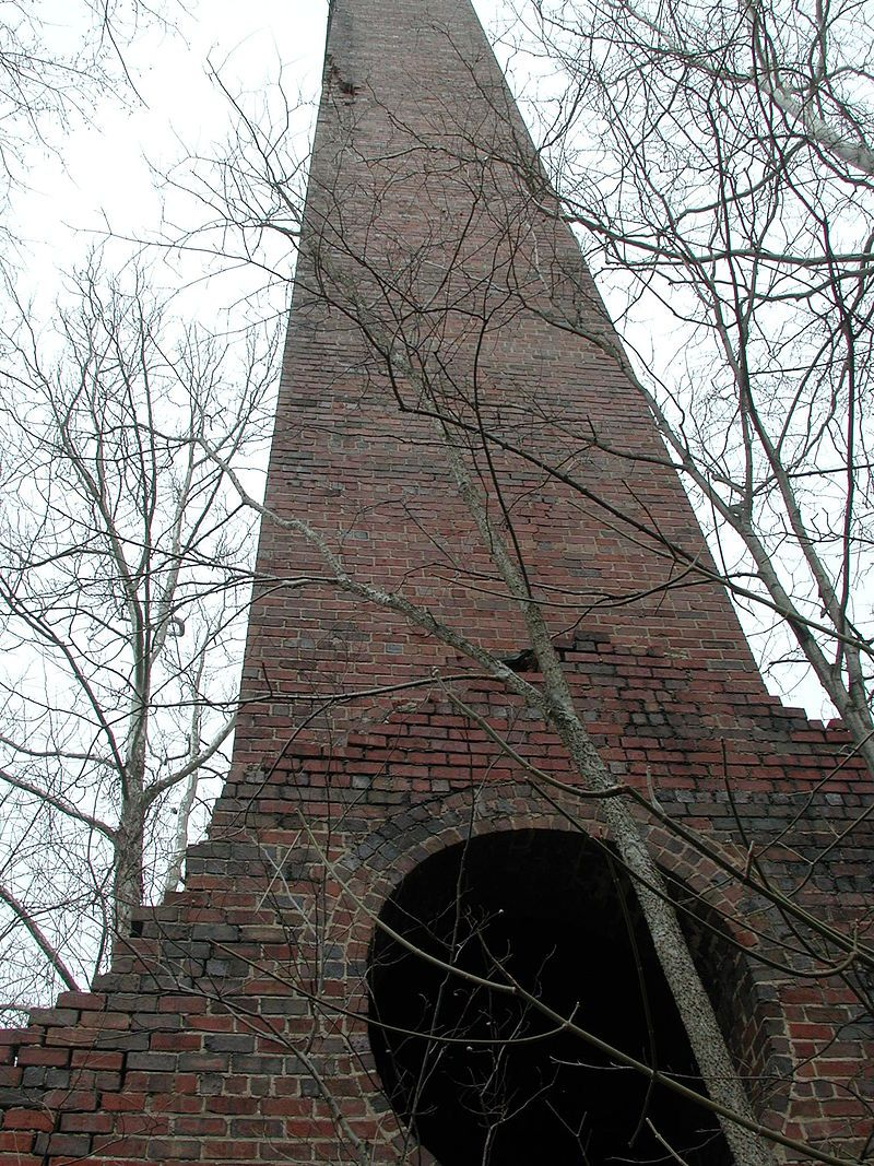 Sunday Creek Coal Company Mine No 6 In Athens County Ohio National Register Of Historic Places Athens Ohio