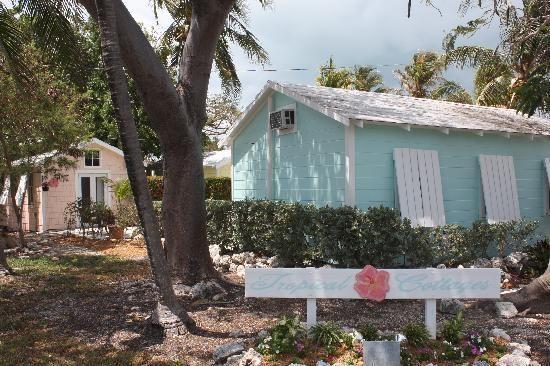 Pleasant Tropical Cottages Florida Keys Getaway Florida Keys Download Free Architecture Designs Momecebritishbridgeorg