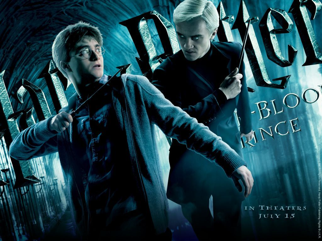 Harry Potter And Draco Malfoy Wallpaper 4 1024 X 768 Imgnooz Com Harry Potter Wallpaper Harry Potter Harry Potter Audio Books