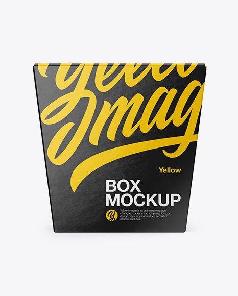 Download Box Mockup Front Top Views Box Carton Food Frontview Mockup Pack Package Packaging Paper Topview Box Mockup Mockup Free Psd Mockup Free Download