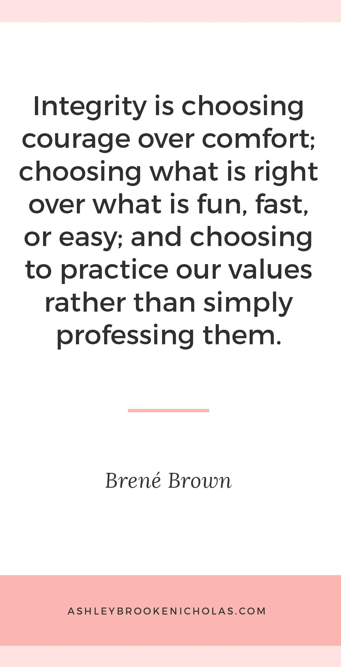 The Best Brene Brown Quotes