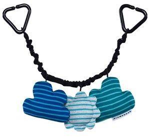 Geggamoja Stroller Toy Cloud Mixed Color