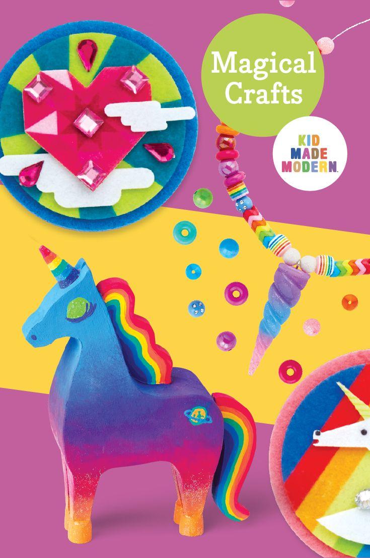19+ Magical unicorn craft kit information