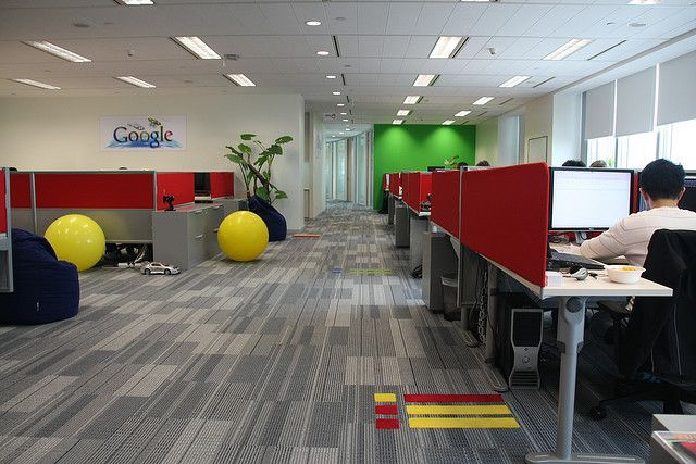 Google Shanghai Office Google Office Home Home Decor High resolution hd office background