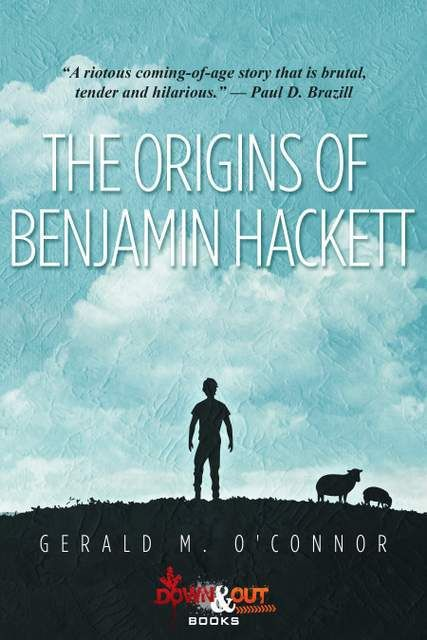 The Origins of Benjamin Hackett by Gerald M. O'Connor - guest post Seven Things I Learned As A Debut Author By Gerald M. O'Connor | Irish American Mom