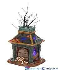 Dept 56 Halloween Village Killer's Castle Lighted 4025402 Retired