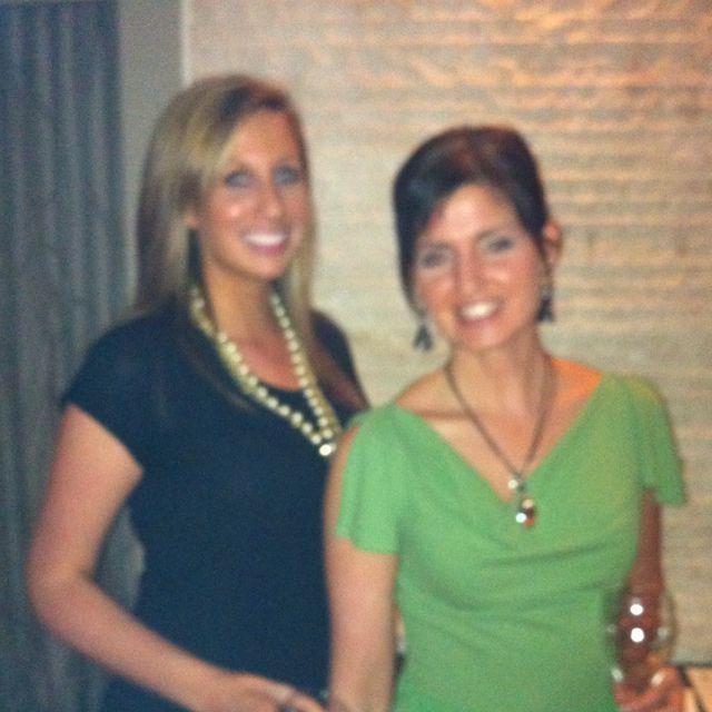 Danielle and Nicole!