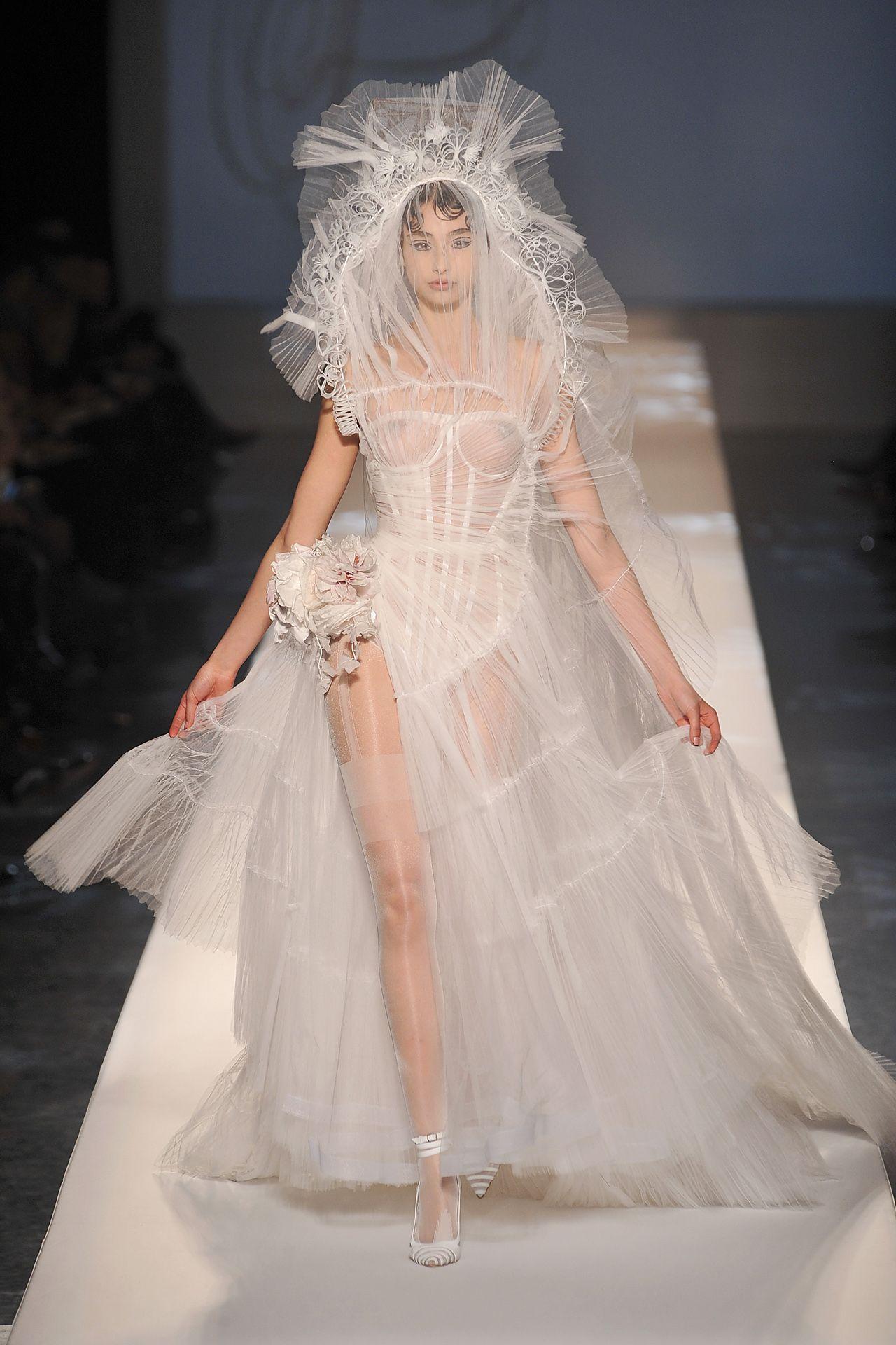 Jean Paul Gaultier Spring/Summer 20 Couture   Jean paul gaultier ...