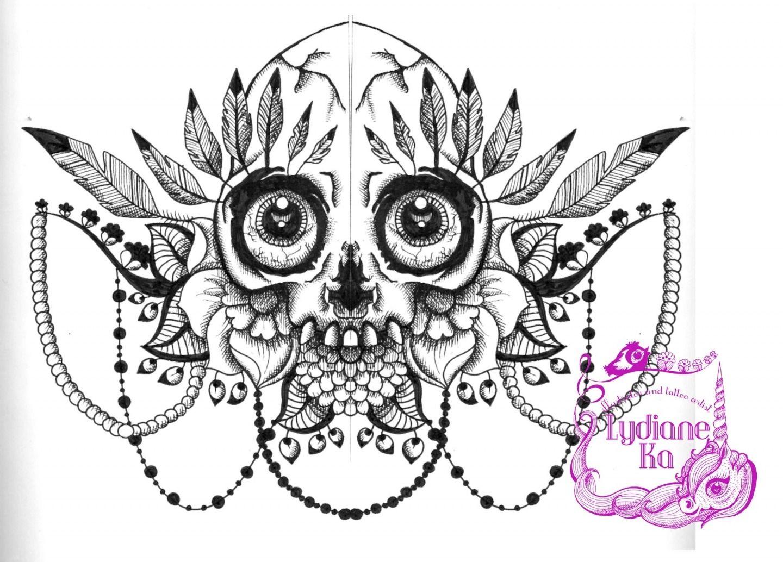 tatouage crane mexicain recherche google tattoo inspiration pinterest tattoo. Black Bedroom Furniture Sets. Home Design Ideas