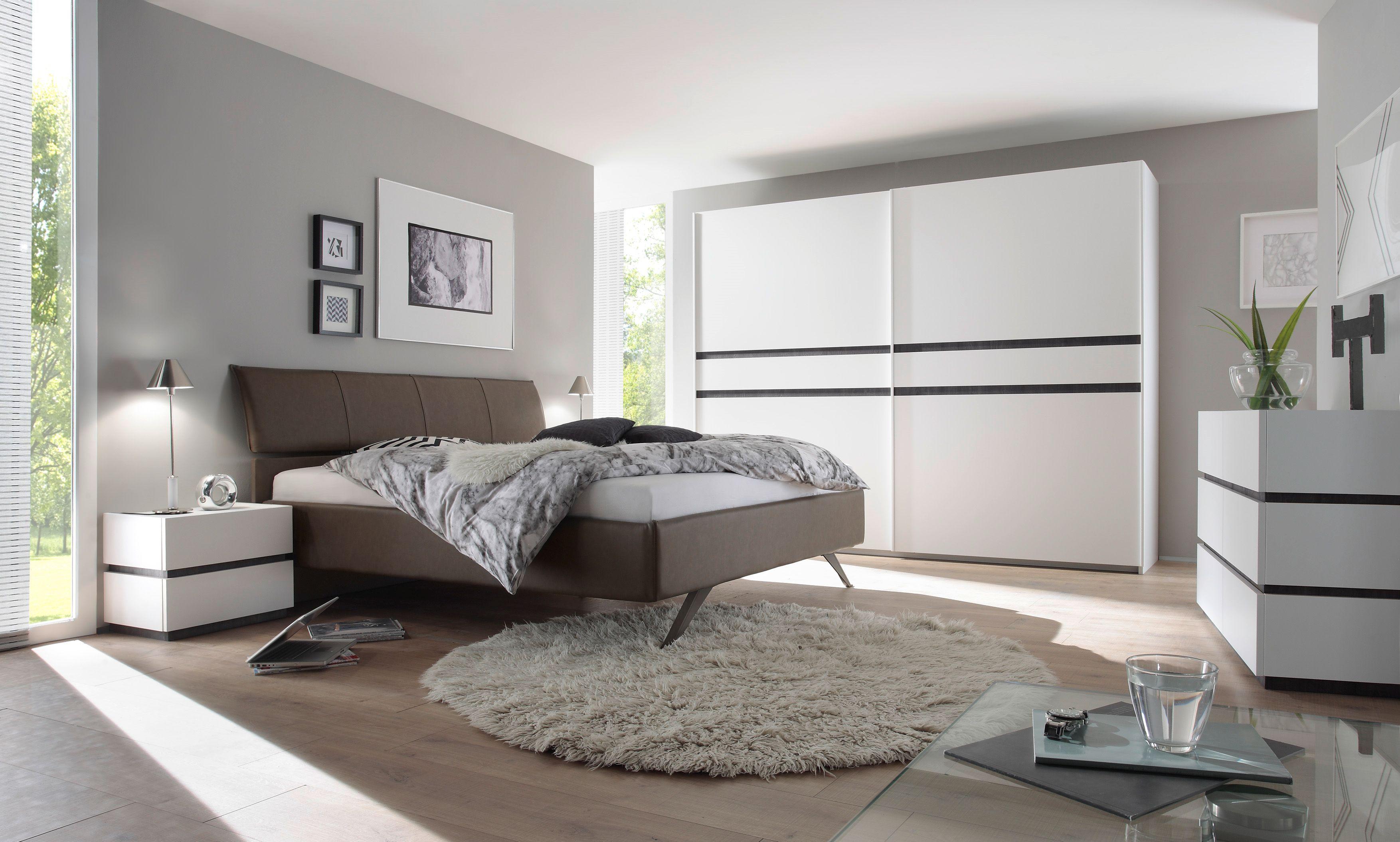 Schlafzimmer Wenge ~ Schlafzimmer mit bett cm weiss matt lackiert eiche