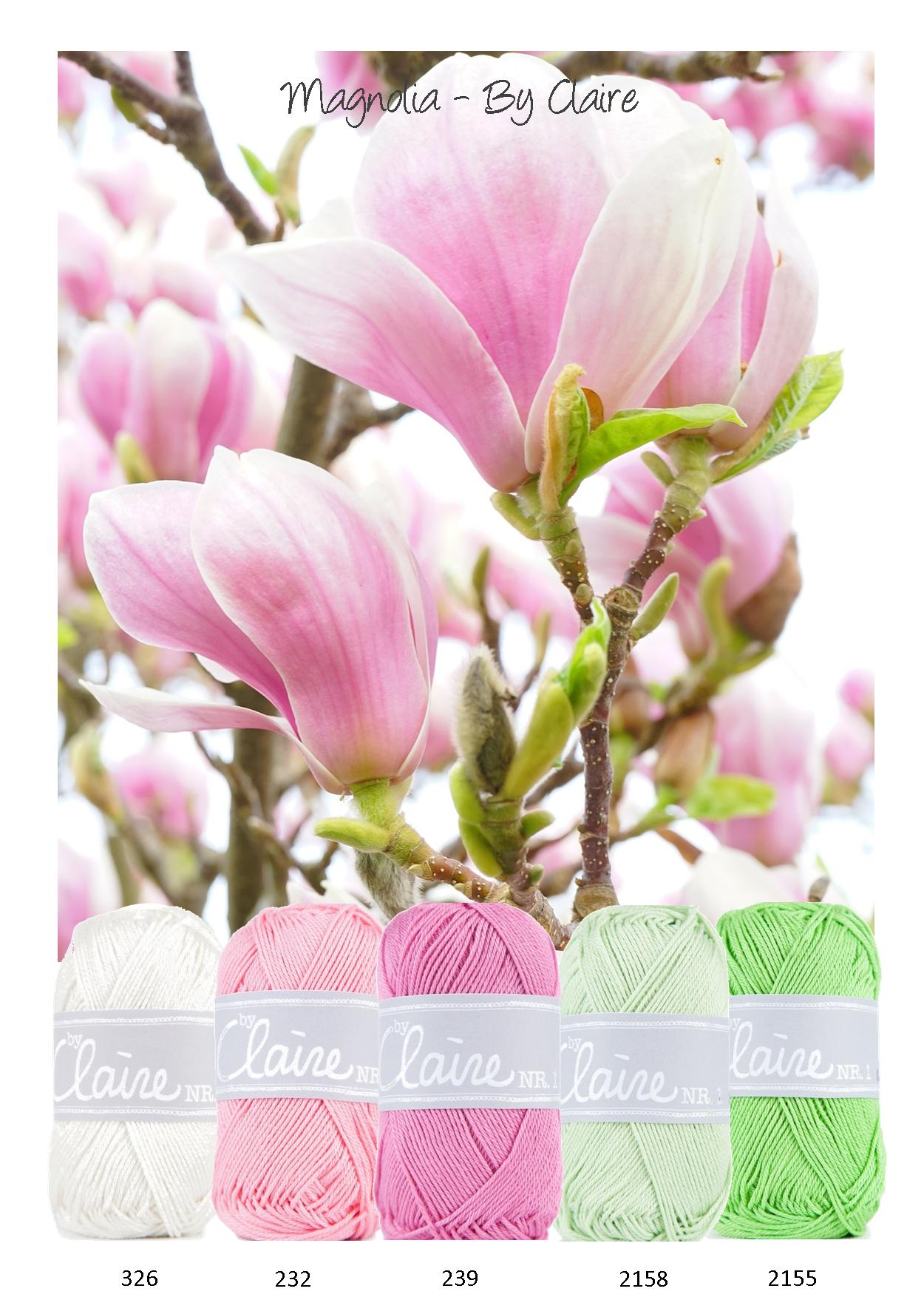 Kleurinspiratie Magnolia By Claire Mooi Kleurenpalet Voor Baby