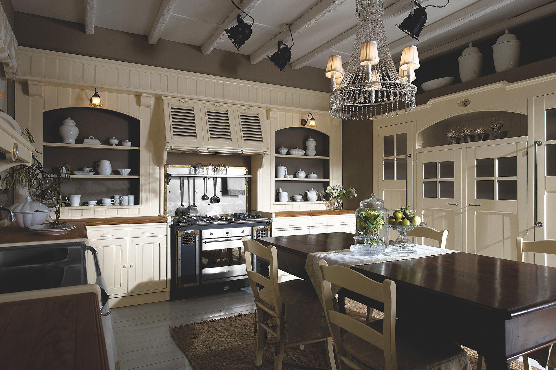 Italienische Küchen New Landhausküchen Für Den