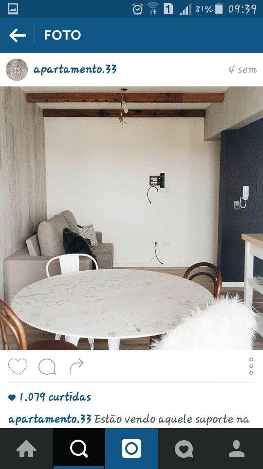 Sala/Sala de Jantar e Cozinha integradas