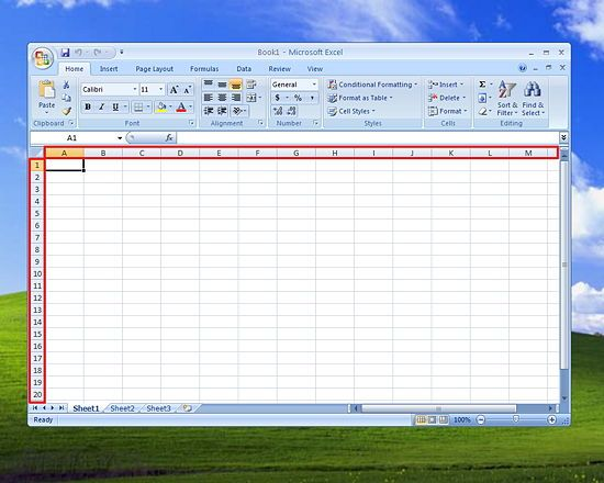 Make a Spreadsheet in Excel Tips How to make, Business, Accounting