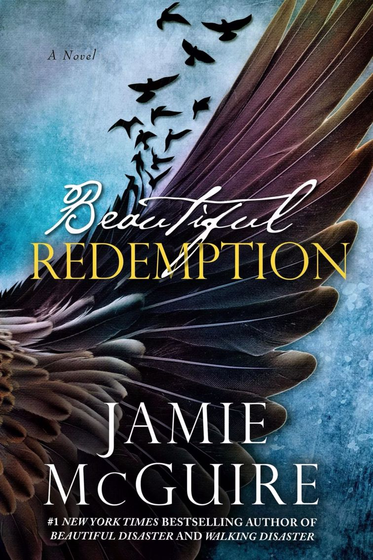 Beautiful Redemption Expected publication: January 27th 2015 @mlovell03