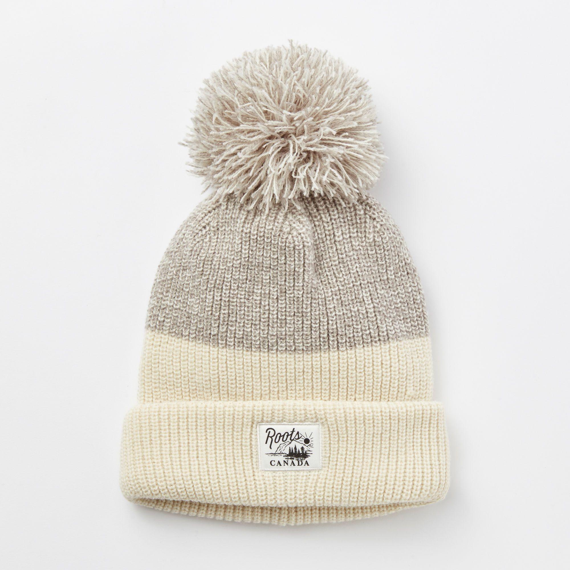 89e538b27 Roxana Pom Pom Toque | Roots | Pinterest Closet | Knitted hats, Hats ...