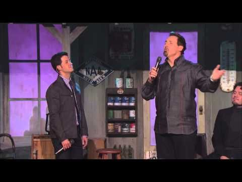 Gaither Vocal Band The Old Rugged Cross Made Difference Live