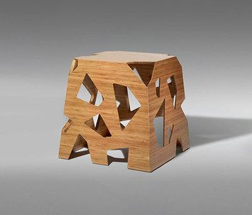 Bamboo: the design material that just keeps on giving | Cnc table ...