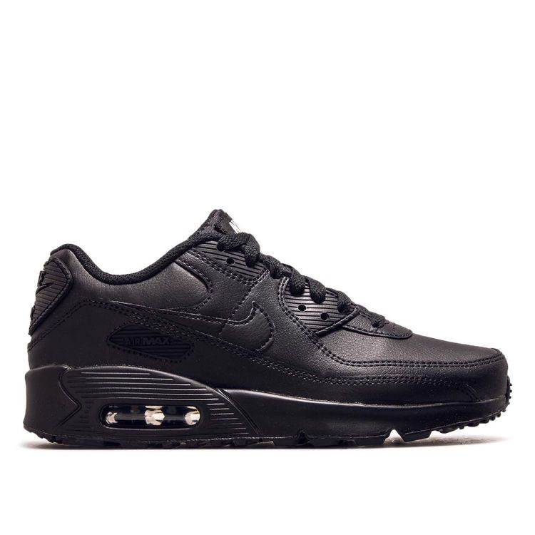Nike Damen Sneaker Air Max 90 Ltr Gs Black Nike Damen Sneaker Frauen Sneaker Sneaker